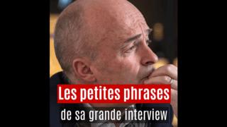 La grande interview de Léonard Perraudin, morceaux choisis