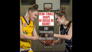 Basket: Deux sœurs, mais un seul ticket pour la finale