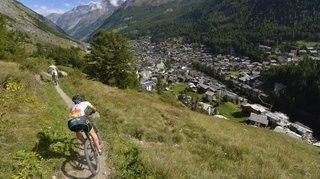 VTT: Swiss Cycling a officiellement déposé un dossier de candidature pour l'organisation des Mondiaux en Valais