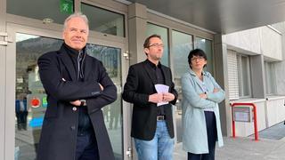 Grimisuat: les deux candidats à égalité, Raphaël Vuigner élu par tirage au sort