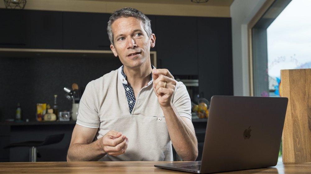Le professeur Jacques Fellay, expert en génomique et en infectiologie à l'EPFL et au CHUV.