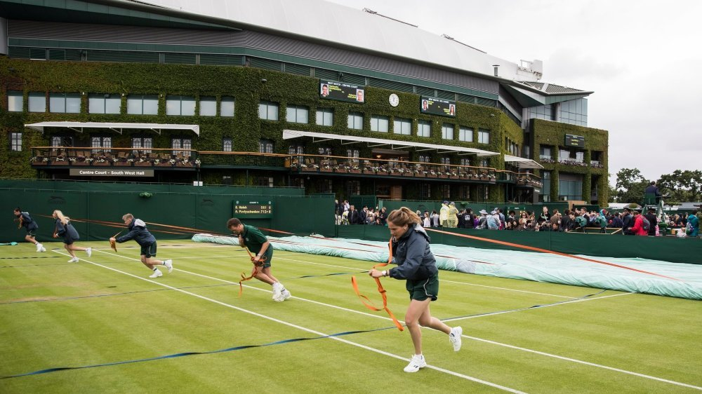 La bâche est définitivement tirée sur l'édition 2020 de Wimbledon.