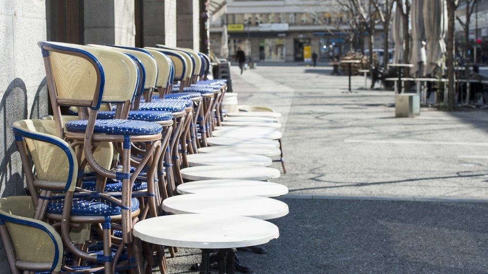 Les gérants des cafés restaurants savent désormais qu'ils pourront toujours toucher la RHT à partir du 11 mai.