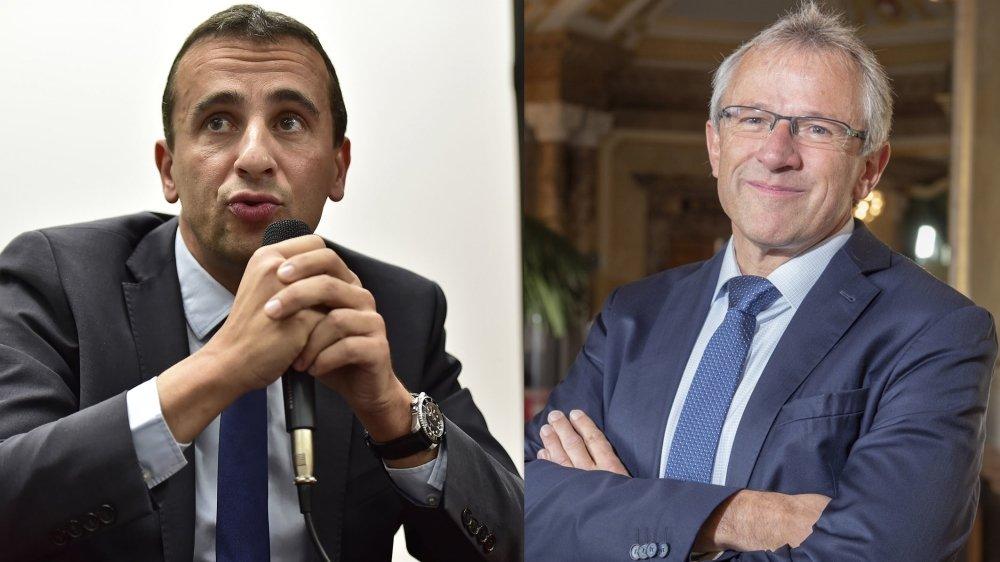 Pour Sidney Kamerzin et Benjamin Roduit, les parlementaires auraient pu attendre la session ordinaire de juin avant de siéger.