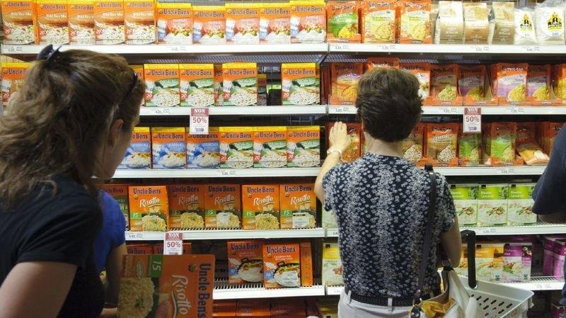Consommation: les indications de prix sur les produits ne devraient pas changer