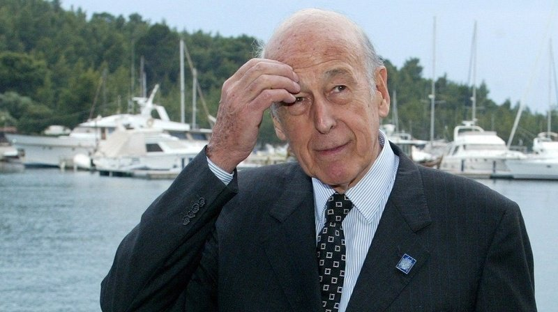 Valéry Giscard d'Estaing, ancien président français, accusé d'agression sexuelle