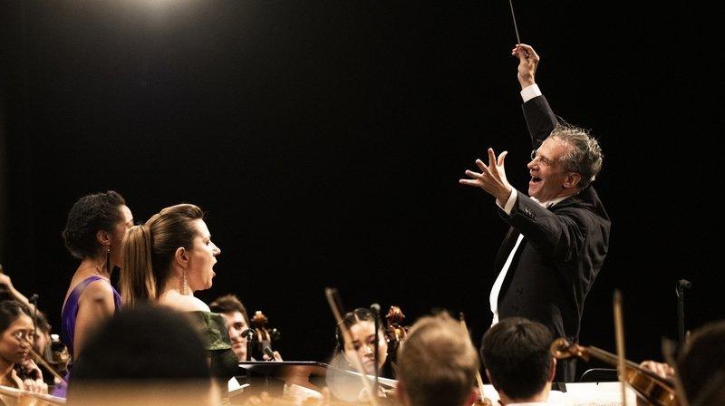 C'est par un concert de clôture exceptionnel – la deuxième symphonie de Gustav Malher sous la direction de Fabio Luisi – que s'est achevée, l'an dernier, la 26e édition du Verbier Festival.