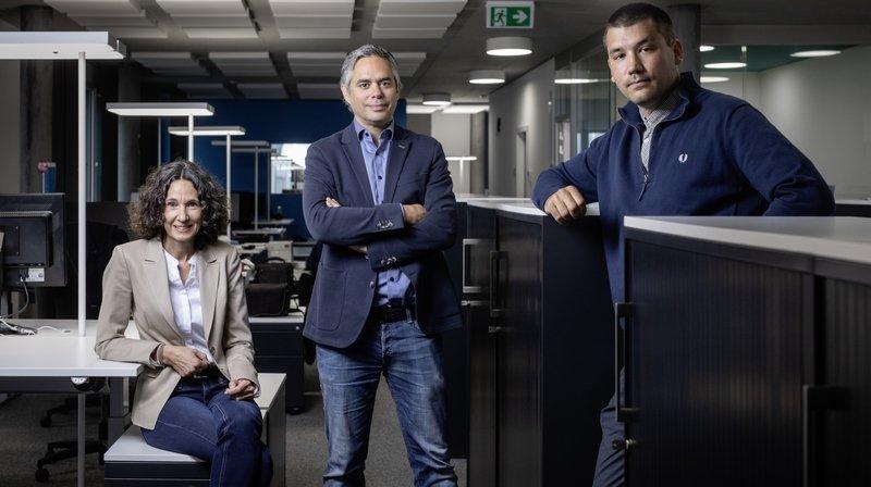 Médias: la rédaction en chef du «Walliser Bote» se féminise