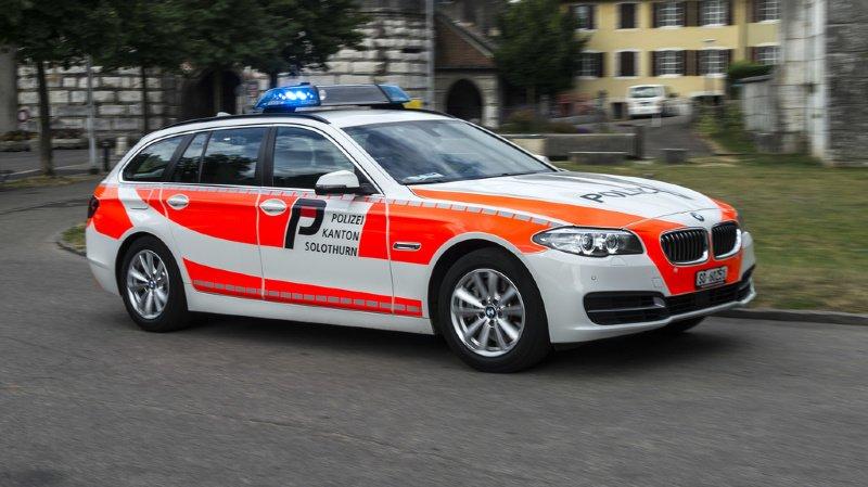 Soleure: deux morts dans un drame familial à Wangen bei Olten