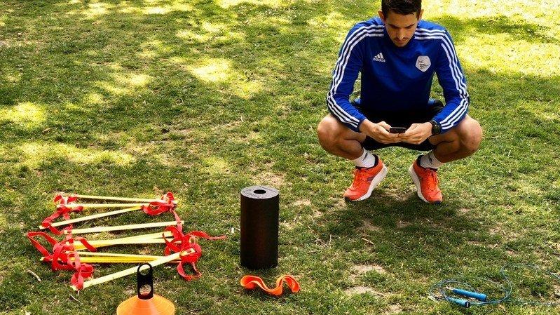 Coronavirus: les arbitres de foot, familiers de l'entraînement solitaire