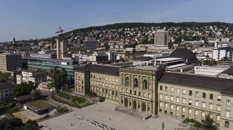 L'un des superordinateurs est situé sur le site de Zurich. (Illustration)