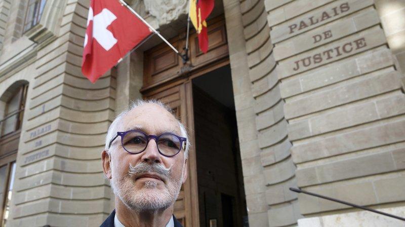 Suicide assisté: le vice-président d'Exit Suisse romande à nouveau condamné en appel