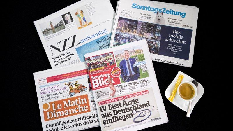 Revue de presse: déconfinement, taux de mortalité en Romandie et Ronaldinho épinglé... les titres de ce dimanche