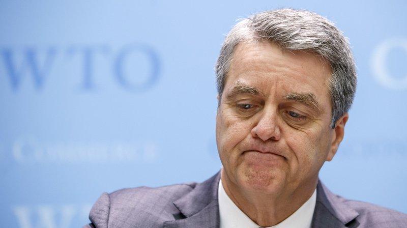 Démission: le directeur général de l'OMC Roberto Azevedo jette l'éponge
