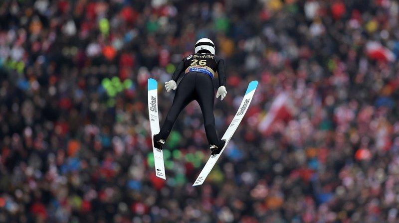 Saut à ski: Simon Ammann s'envolera jusqu'aux JO 2022