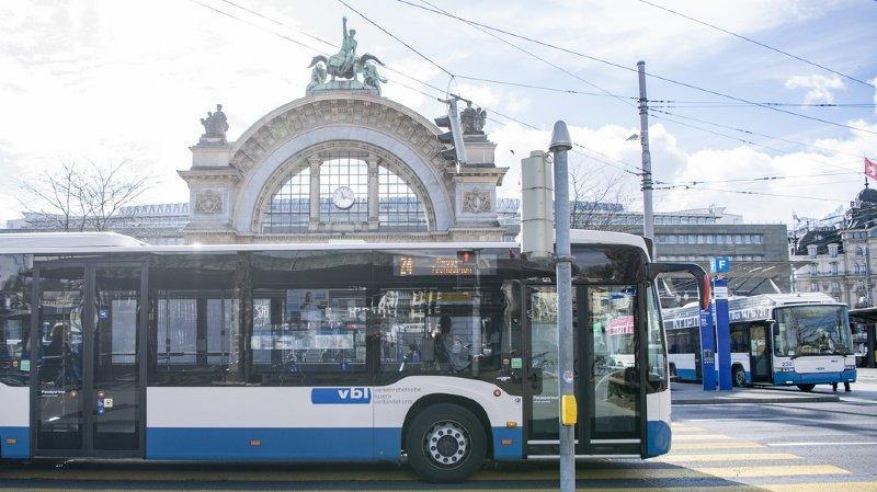 Transports publics: chauffeur de bus lucernois licencié pour masturbation au volant
