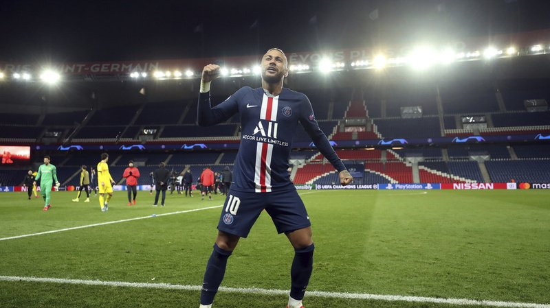 Le PSG est encore en lice en Ligue des champions, compétition qui n'a pour l'heure pas été annulée.