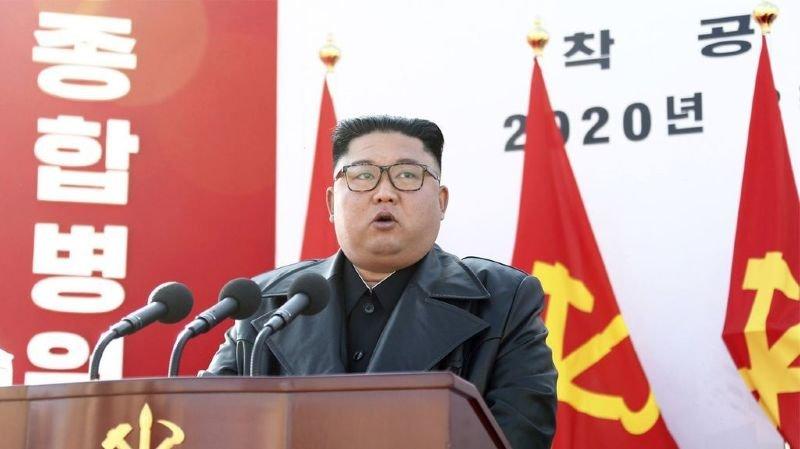 Péninsule coréenne: un train de Kim Jong Un repéré dans l'est du pays