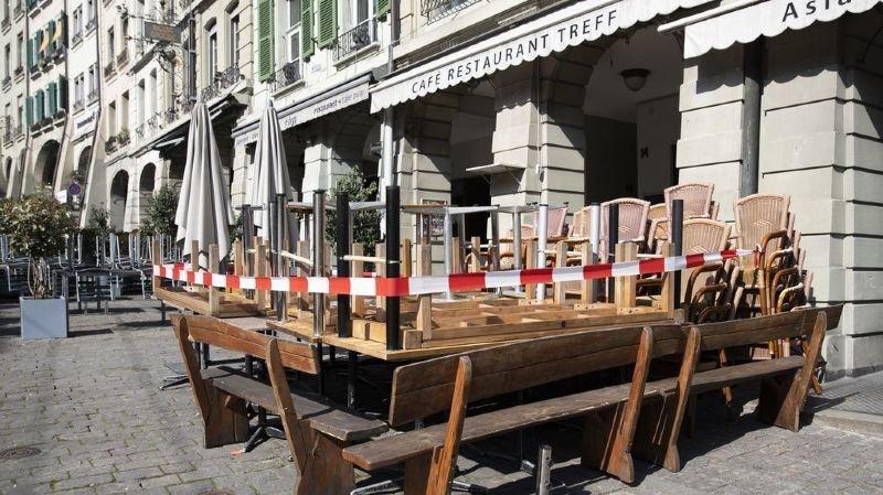 Les restaurants pourront rouvrir le lundi 11 mai en Suisse.
