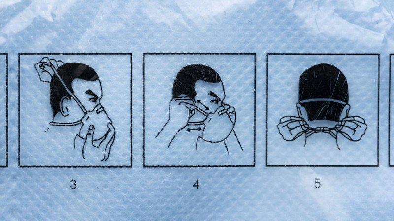 Coronavirus: que faut-il savoir sur les masques de protection?