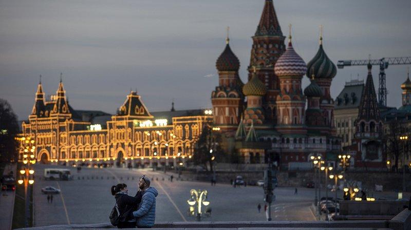 En Russie, il a fait particulièrement chaud au cours du mois de mars.