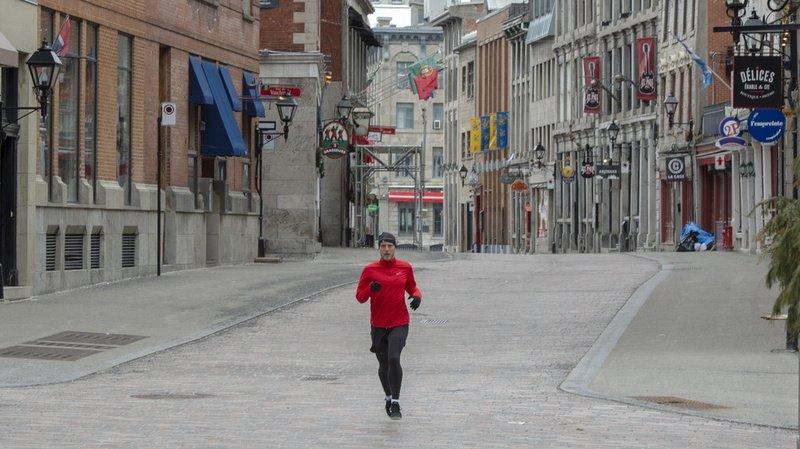 Coronavirus: à Montréal et New York, il est possible de dénoncer les récalcitrants en ligne