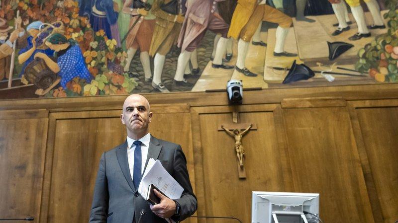 Coronavirus: «Renoncez aux déplacements dans les régions touristiques»: l'appel d'Alain Berset depuis Sion
