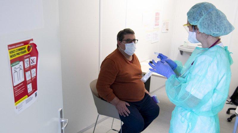 Coronavirus: le traçage des chaînes d'infection reprend dans certains cantons