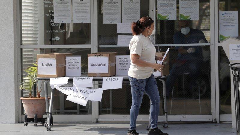 Coronavirus: des Américains font la grève du loyer, la peur au ventre