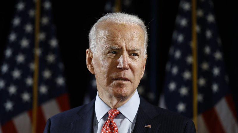 Présidentielle américaine: Zoom, Skype ou Slack, Biden prêt à  en découdre avec Trump