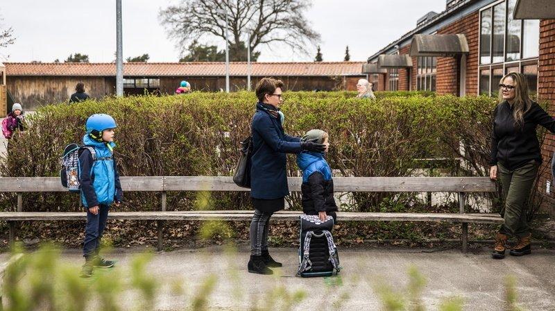 Le Danemark est le premier pays européen à avoir rouvert les écoles.
