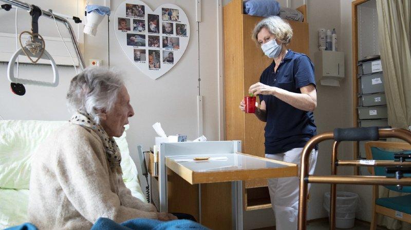Coronavirus: les EMS ont dû se réinventer pour survivre à la crise