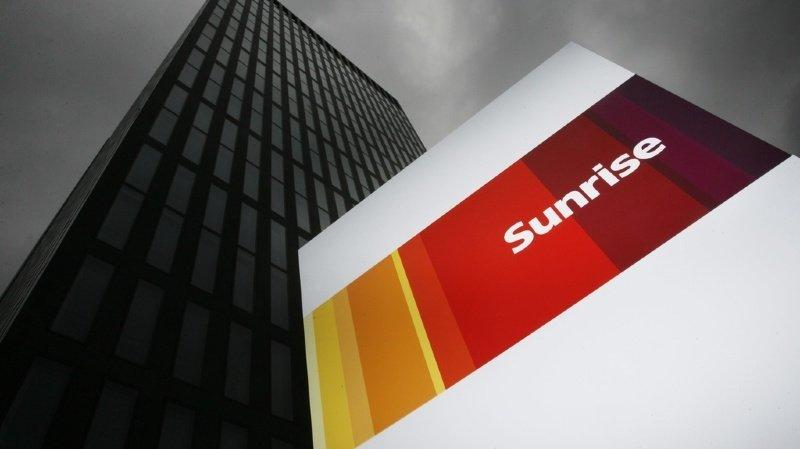 Télécommunications: Sunrise exige de Swisscom un dédommagement de 350 millions