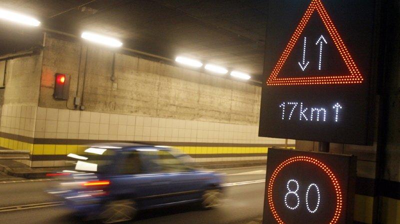 Suisse: un demi-siècle depuis la construction du tunnel routier du Gothard