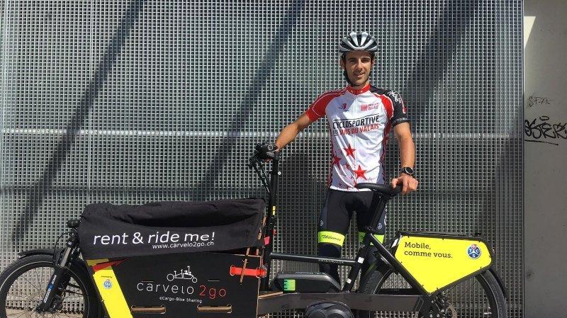 Coronavirus: ces cyclistes avalent toujours les kilomètres mais c'est pour la bonne cause
