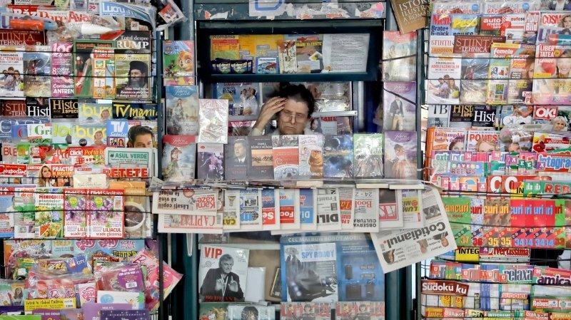 «D'urgence, un soutien aux médias»
