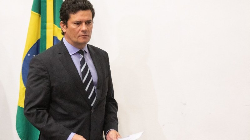 Brésil: le départ fracassant de Sergio Moro fragilise Jair Bolsonaro