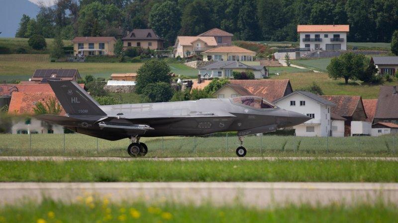 Armée: questions à Berne autour du F-35A
