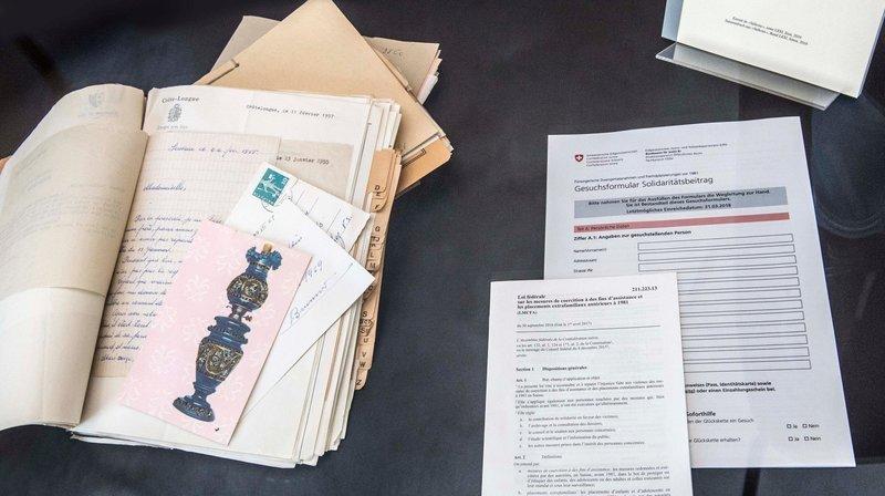 Coronavirus: 100'000 nouvelles pages d'archives valaisannes mises en ligne