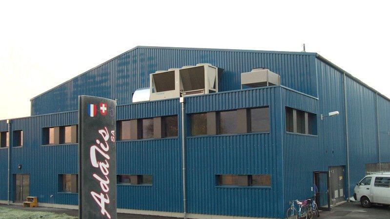 Implantée à Martigny depuis 20 ans, la société Adatis SA pourrait y cesser ses activités d'ici la fin du mois d'octobre.