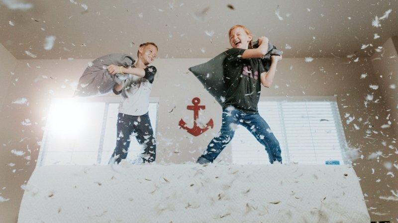 Comment se sont comportés vos enfants pendant ce temps de confinement, anges ou démons?