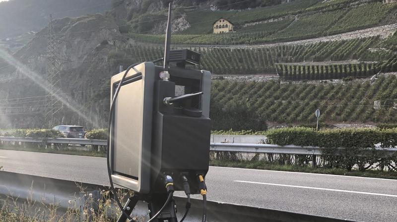 Les contrôles de vitesse ont toujours lieu en Valais... (photo d'illustration)
