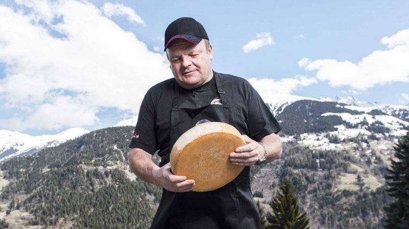 Bagnes: les Swiss Cheese Awards reportés en 2022 pour cause de coronavirus