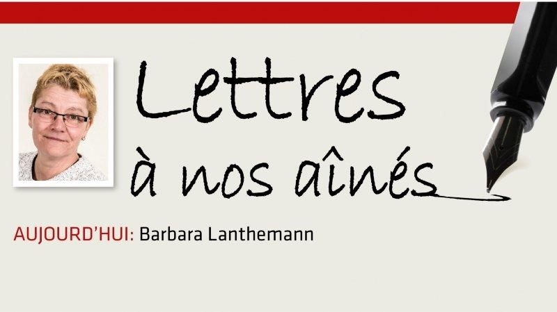 Coronavirus: la lettre aux aînés de Barbara Lanthemann