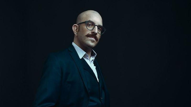Philippe Battaglia, écrivain, chroniqueur radio.