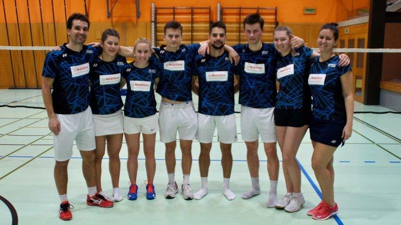 Coronavirus: sauvé sur le terrain, le Badminton Club de Saint-Maurice repartira en LNB
