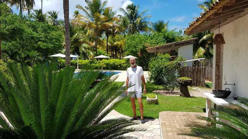 Les Valaisans d'ailleurs face au coronavirus: il vit au Brésil où le confinement est un luxe