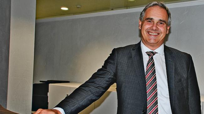 Bernard Vogel succède à Bruno Bagnoud à la tête d'Air Glaciers