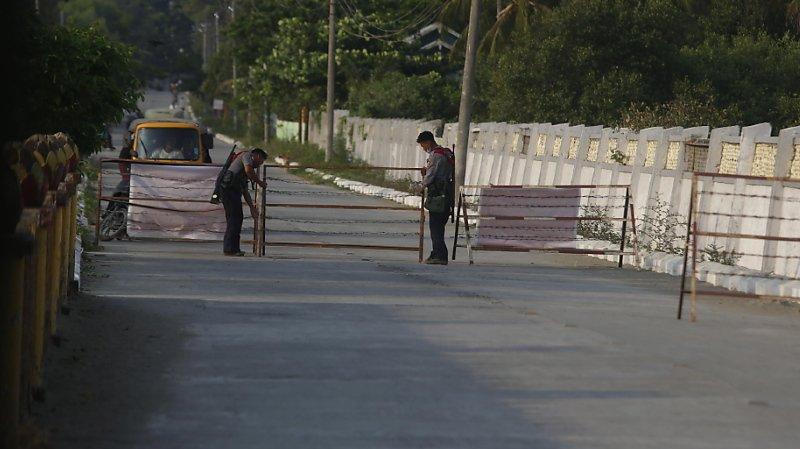 La rapporteuse spéciale de l'ONU sur la Birmanie dénonce l'attitude des forces de sécurité ces derniers mois dans plusieurs Etats du pays (archives).