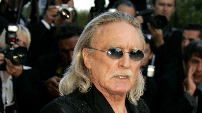 Le chanteur Christophe, ici lors du festival de Cannes en 2006, s'est éteint à l'âge de 74 ans (archives).